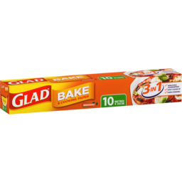 Photo of Glad Bake & Cooking Paper 10m