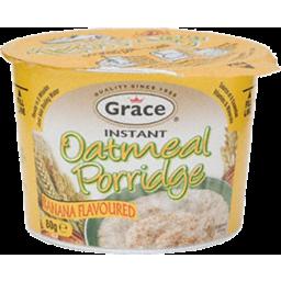 Photo of Grace Instant Banana Oats Porridge