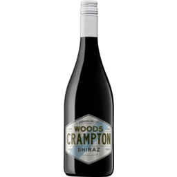 Photo of Woods Crampton Shiraz 750ml