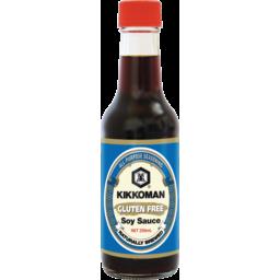 Photo of Kikkoman Gluten Free Soy Sauce 250ml