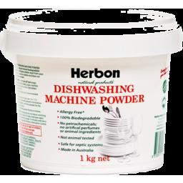 Photo of Herbon Dishwashing Machine Powder