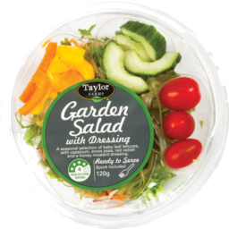 Photo of Taylor Farms Garden Salad 120g