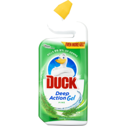 Photo of Duck Deep Action Gel Pine 750ml