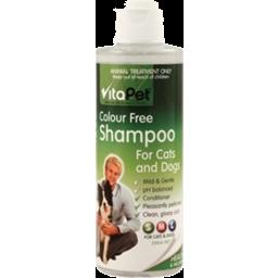 Photo of Vitapet Colourfree Shampoo 250ml