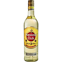 Photo of Havana Club Anejo 3yo Anos Rum