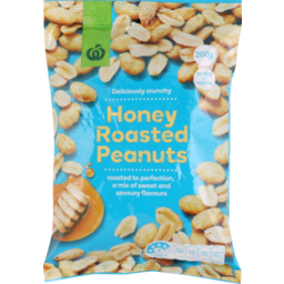 Photo of WW Honey Roasted Peanuts 200g