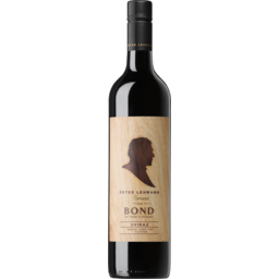 Photo of Peter Lehmann The Bond Shiraz