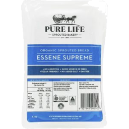 Photo of Pure Life Essene Supreme Sprouted Bread 1.1kg