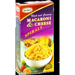 Photo of Grace Macaroni & Cheese Spiral