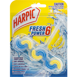 Photo of Harpic F/Pwr Sumr Breeze 39gm