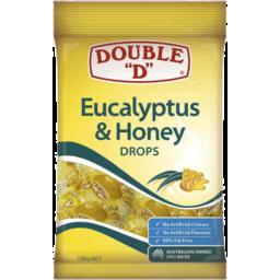 Photo of Double D Eucalyptus And Honey 150gm