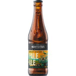 Photo of Monteiths Great Divide Pale Ale Bt