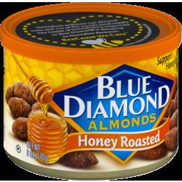 Photo of Blue Diamond Almonds Honey Roasted