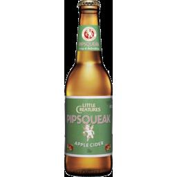 Photo of Little Creatures Pipsqueak Apple Cider 330ml Bottle