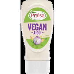 Photo of Praise Vegan Aioli 250ml