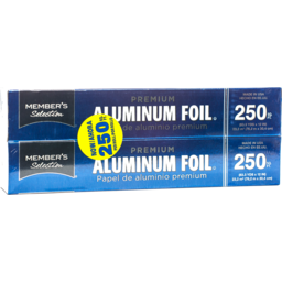 Photo of Members Selection Aluminum Foil 250 Ft