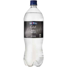 Photo of Tru Blu Soda Water 1.25