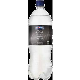 Photo of Tru Blu Soda Water 1.25L