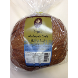Photo of A/Grains Rustic Spelt Loaf 680g
