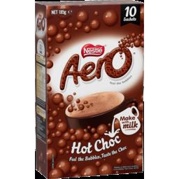 Photo of Aero Hot Chocolate 10x185g