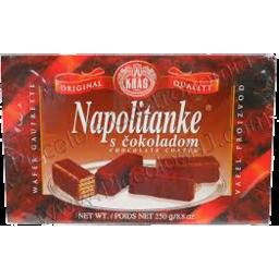 Photo of Kras Chocolat Coated Wafers 250g