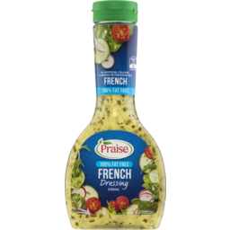 Photo of Praise Drs French 100%Ff 330ml
