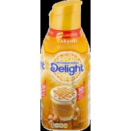 Photo of International Delight Caramel Coffee Creamer