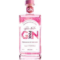 Photo of Graham Nortons Pink Gin