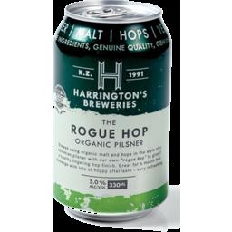 Photo of Harringtons Rogue Hop Can 330ml