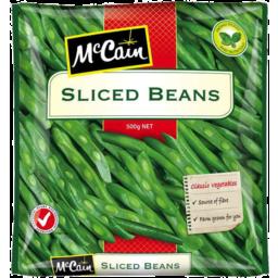 Photo of McCain Sliced Beans 500g