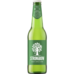 Photo of Strongbow Sweet Apple Cider  Bottle