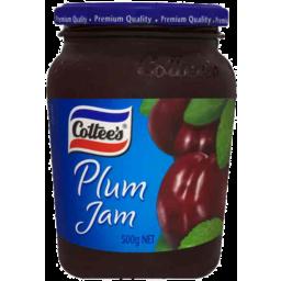 Photo of Cottees Jam Plum 250gm