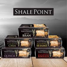 Photo of Shale Point Bran/Seeds Crackers 124g