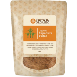 Photo of Topwil Org Rapadura Sugar 300gm