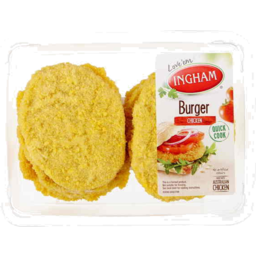 Photo of Ingham's Chicken Burgers 490gm