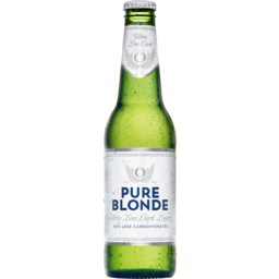 Photo of Pure Blonde Ultra Low Carb Lager 355ml Bottle