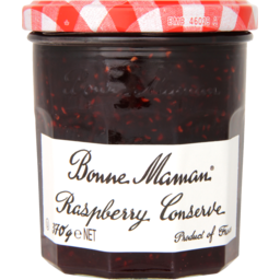 Photo of Bonne Maman Raspberry Conserve 370g