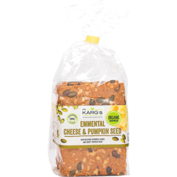 Photo of  Dr Karg Cheese Pumpkin Seed Crispbread 200g