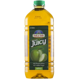 Photo of Juicy Isle Long Life Apple Juice 2L