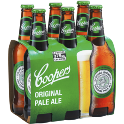 Photo of Coopers Pale Ale Stubbies