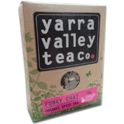 Photo of Y/Valley Tea Funky Chai 15bags