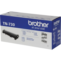 Photo of Brother Toner Tn730 Black