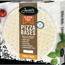 Photo of Jase's Kitchen Jase'S Kitchen Gluten Free Pizza Bases 380g