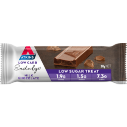 Photo of Atkins Endulge Milk Choc Bar 34gm