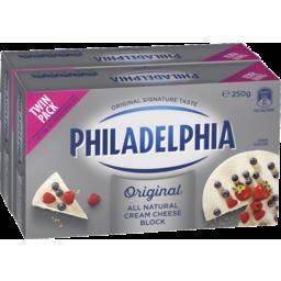 Photo of Phila Cream Cheese Blk Twin 500gm