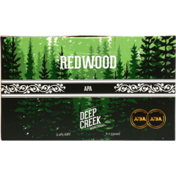 Photo of Deep Creek Redwood American Pale Ale 6 x 330ml Cans