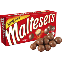 Photo of Maltesers Milk Chocolate King Share Box 60g