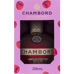 Photo of Chambord & Jacobs Creek Sparkling Gift