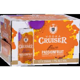 Photo of Cruiser Passionfruit 7%