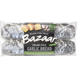 Photo of Bazaar Garlic Bread 2 Pack